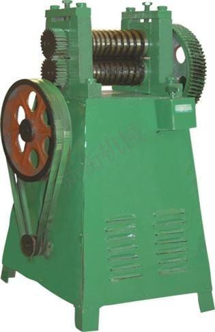 小型轧头机