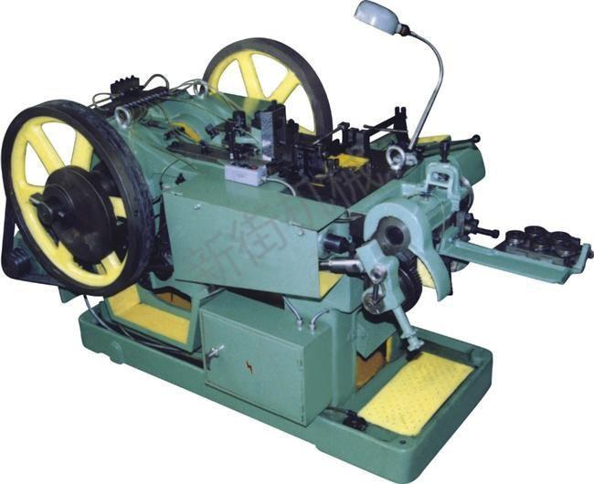 ZD12-6型自动双击整模冷镦机