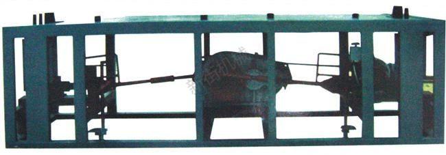 WG-12-350型钢筋弯箍机